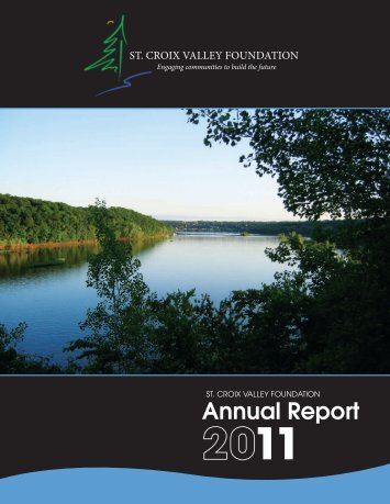 21127 SCVF 2011AnnualReport - FOLIO Home