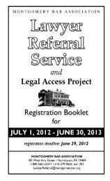 2012-2013 MBA-Lawyer Referral Service-Legal Access Programs