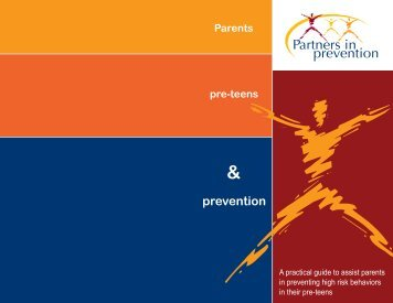 A practical guide to assist parents in preventing ... - McGill University