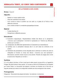 HIMALAYA TIBET, LE CHOC DES CONTINENTS - Cap Sciences