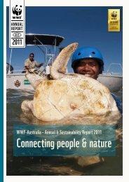 WWF-Australia Annual Report 2011