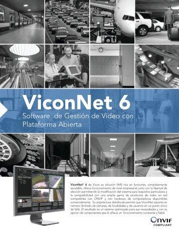 ViconNet 6