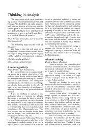 Thinking - Gaillard p41-44 - CG Jung Institute of New York
