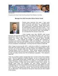 Summer 2013 Newsletter - Kentucky Court of Justice
