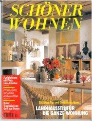 Schöner Wohnen April 1996 - architektur-kuess.at :: Home
