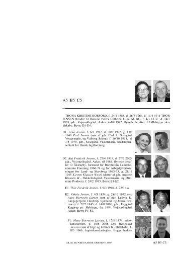 A5 B5 C5 A5 B5 C5 - Lauegaardsfamilien