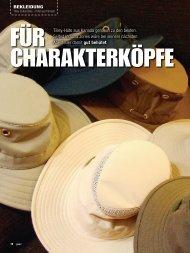 Tilley-Hüte aus Kanada gehören zu den besten. Selbst Indiana ...