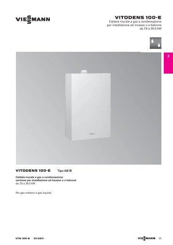 VITODENS 100-E
