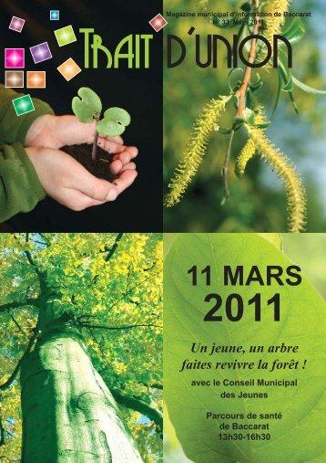 Mars 2011 - Baccarat