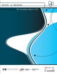 The Canadian Report - Industrie Canada