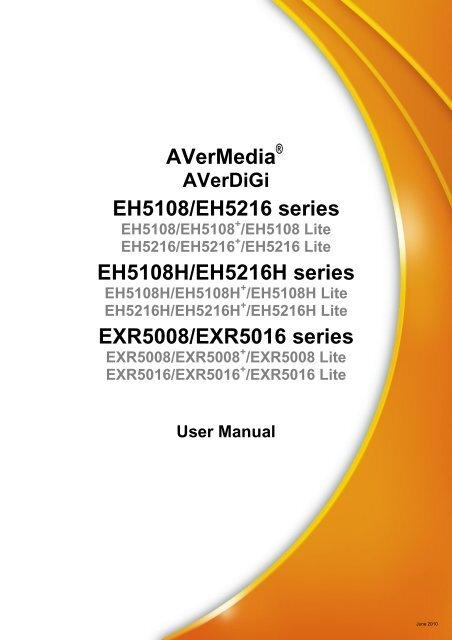AVERMEDIA EXR5008 64BIT DRIVER DOWNLOAD