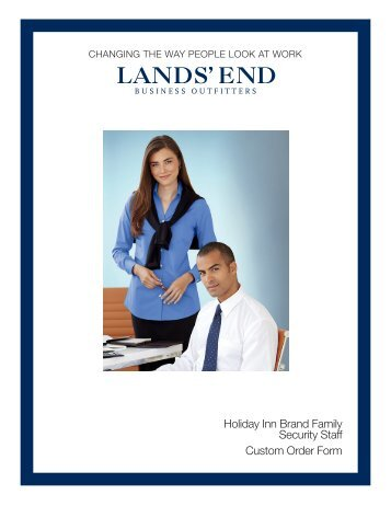 changing the way people look at work - Lands' End | Corporate ...
