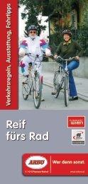 Reif fürs Rad - Arbö