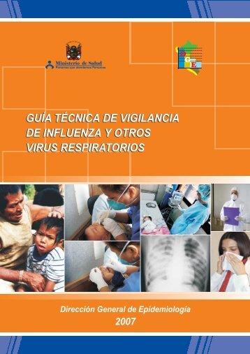 GUIA TECNICA DE VIGILANCIA 2.cdr - Dirección General de ...