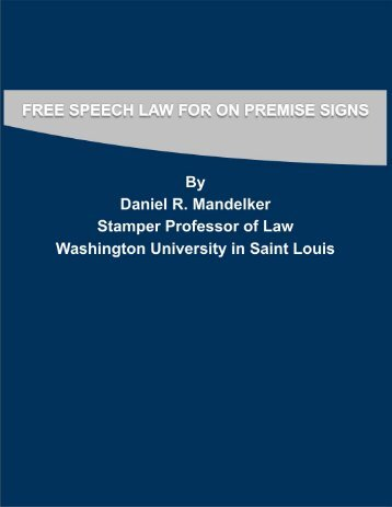 Here - Land Use Law - Washington University in St. Louis
