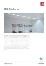 LED QuadroLine - halemeier