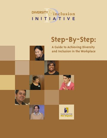 Step-By-Step: A Guide to Achieving Diversity and Inclusion in the ...