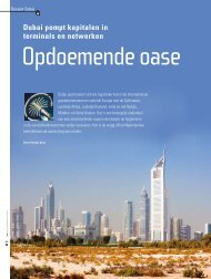 Lees dit artikel in .pdf - Supply Chain Magazine