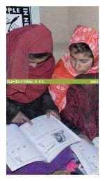 Výroční zpráva 2007 - Člověk v tísni