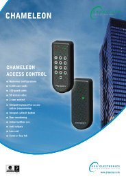 CHAMELEON - Progeny Access Control
