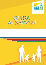 carta dei servizi cartacea - ASL n.3 Genovese