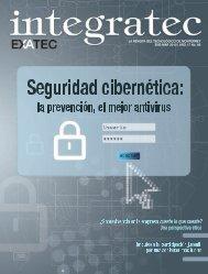 Edición 85 Enero - Marzo 2010. - Exatec - Tecnológico de Monterrey