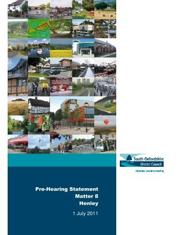 SODC response (608.4 KB) - South Oxfordshire District Council