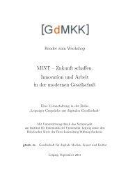Reader - Prof. Dr. Hans-Gert Gräbe