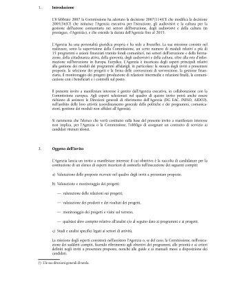 (2008/C 67/09) 1. Introduzione L'8 febbraio 2007 la Commissione ...