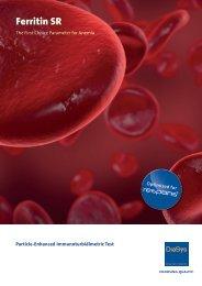 Ferritin SR - DiaSys Diagnostic Systems GmbH