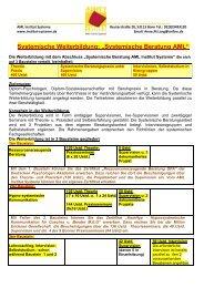 """Systemische Weiterbildung: """"Systemisches ... - Institut Systeme"""