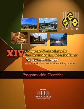 Programa - SVEM