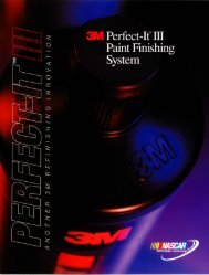 3M™ Perfect-It™ III Extra Cut Rubbing Compound