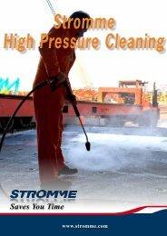 Stromme High Pressure Cleaning - Eitzen group