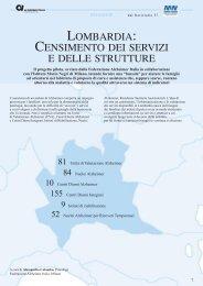 Censimento e Valutazione delle strutture di Cura e ... - Alzheimer Italia