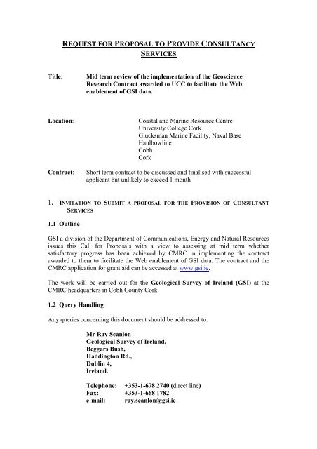 Consultancy research proposal free resume finacle