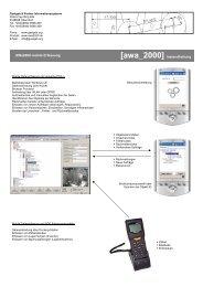 Mobile Datenerfassung - Gastgeb & Partner Informationssysteme