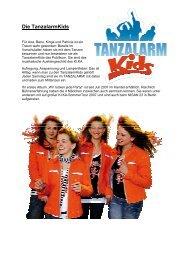 Die TanzalarmKids - Kubiss.de