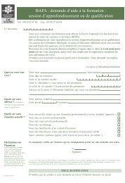 formulaire de demande - Caf.fr