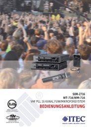VHF - Itec