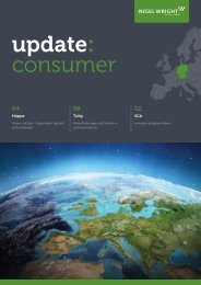 Deutschland Consumer Update 2013 - Nigel Wright