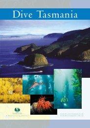 Dive Brochure - Latrobe Visitor Information Centre