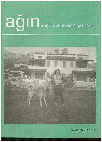 Page 1 Page 2 Sahibi Ağın Kültür ve Dayanışma Derneği Adına Dr ...