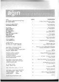 Page 1 Page 2 Sahibi Ağın Kültür ve Dayanışma Derneği Adına Dr ... - Page 2