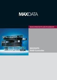 MAXDATA RAID-Controller