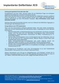 Das sollten Sie nach der Implantation eines Defibrillators/ ICD ... - Seite 2