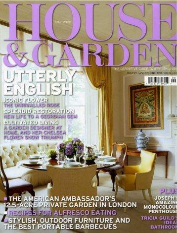 download HOUSE AND GARDEN June 08 (pdf) - Gilles & Boissier