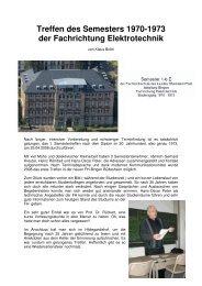 PDF-Bericht von Klaus Bröhl - GerhardDorothea