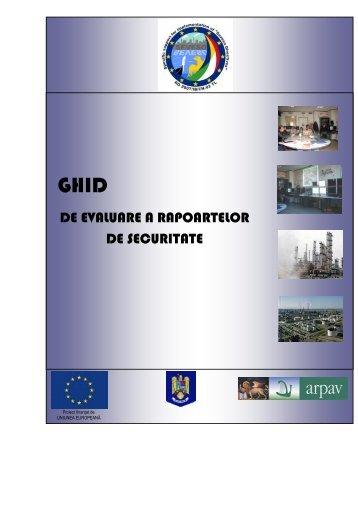 ghid de evaluare a rapoartelor de securitate - IGSU