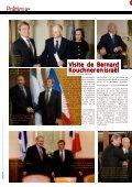 שר החוץ של צרפת ביקר בישראל - Ambassade de France - Page 5